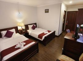 Lucky Angkor Hotel, Siem Reap