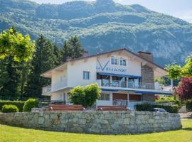 La villa Du Port, Veyrier-du-Lac