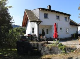 Pension Garni Haus Bismarckhöhe