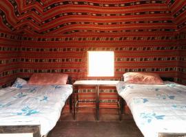 White Desert Camp, Wadi Rum