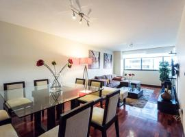 Apartment in the heart of Miraflores, Lima