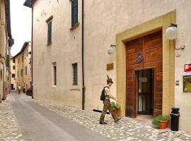 Ostello Palazzo Pierantoni, Foligno