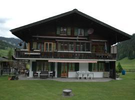 Salvisberg 2, Lenk