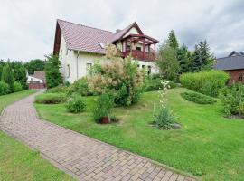 Dreamy Apartment in Fehrow near the Forest