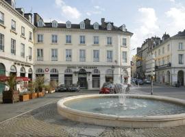 Hotel De Gramont, Pau