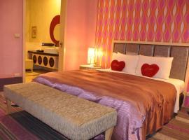 Shantis Motel, Chiayi