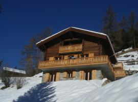 Chalet Grouse, Ayer