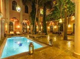 Riad Le Perroquet Bleu Suites & Spa, Marrakech