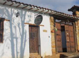 Hostal La Casona Barichara Santander, Barichara