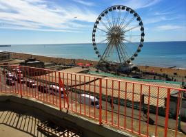 Brighton Oceanview Penthouse,