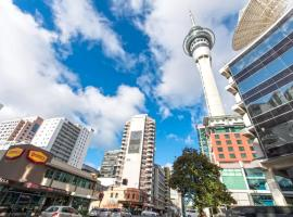 Auckland City One bedroom apartment bed and breakfast,