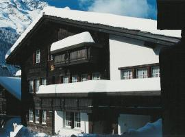 Apartments Sarazena, Saas-Grund