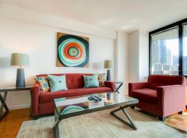 Bluebird Suites in Midtown West, Нью-Йорк