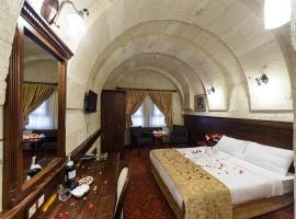 Burcu Kaya Hotel, Ortahisar
