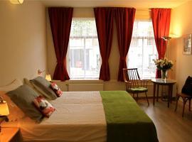 Private Suite's close Haarlemmerplein,