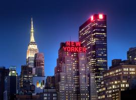 The New Yorker, A Wyndham Hotel, Нью-Йорк
