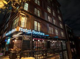 Hotel Bosfora, Estambul