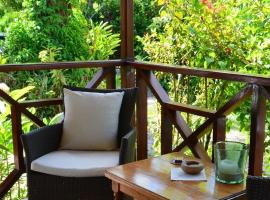 Villa Bambou, Бэ Лазар - Маэ