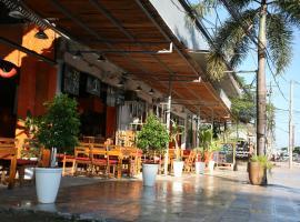 Langchia Hostel, Duong Dong