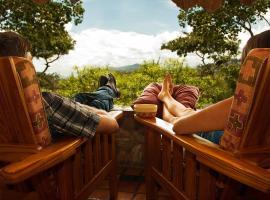 Musangano Lodge, Odzi