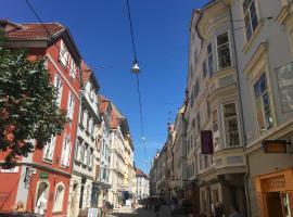 living-in-quality, Graz