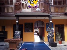 Inka Wild Hostel, Cuzco