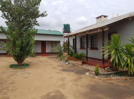 Marsy Lodge, Kalomo
