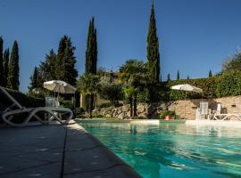 Villa Il V. Fienile, San Gimignano