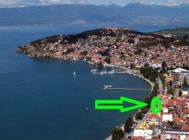 Apartments Tomic, Ohrid