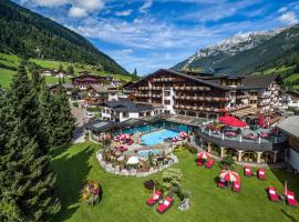 Relais&Châteaux Spa-Hotel Jagdhof, Neustift im Stubaital