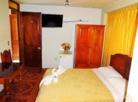 Gran Hotel De La Vega, Huánuco