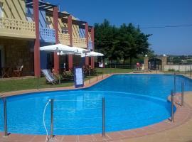 Ydna Apartments, Possidi