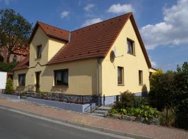Apartment in Poseritz/Insel Rügen 3063