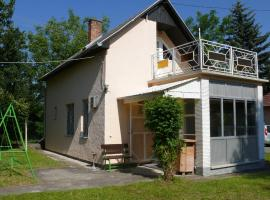 Holiday home in Balatonkeresztur 19305,