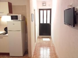 One-Bedroom Apartment in Orebic IV, 奥瑞比克
