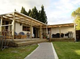 Tony's Lodge, 图朗伊