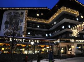 Sporthotel St. Anton, Sankt Anton am Arlberg