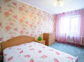 Apartment on Tsiolkovskogo 53, Novokuznetsk
