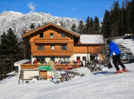 Holzhackerstube, Schladming