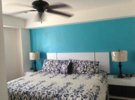 City Beach Apartment, Playa del Carmen