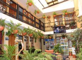 Hotel Kasa Kamelot, Quetzaltenango
