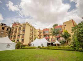 Grand Global Hotel, Kampala