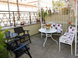 Vila Zanet, Limenas