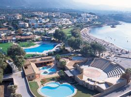 Kalimera Kriti Hotel & Village Resort, sissi