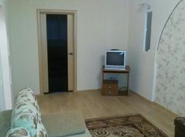 Apartment on Kastrycnісkaja, Soligorsk