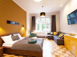 Honey Time Apartment, Cracóvia