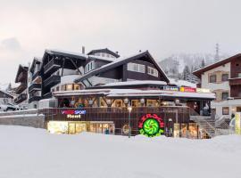 Hotel Bergheim, Sankt Anton am Arlberg