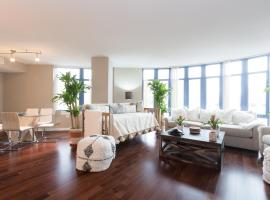 Upscale 3 Bed Apartment on Dupont Circle,