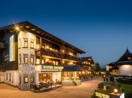Hotel Haymon, Seefeld in Tirol