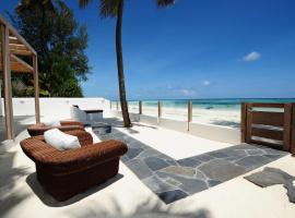 Amani Home - Moja Private Beach Suite, Kiwengwa